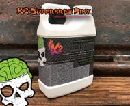 Pint Activator SuperBrew K2 Hydrovator Activator Big Brain Graphics Hydrographic Supplier Film
