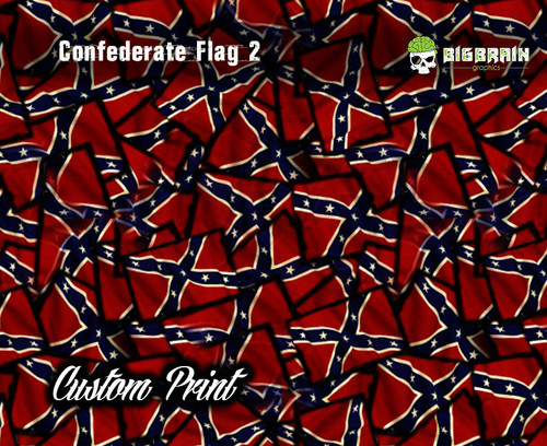Confederate Confederacy Rebel Distressed Flag Support Police