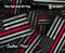 Thin Red Line Distressed Flag Hydrographics Hydrographic Dip Film Big Brain Graphics Custom Film Print Buy Film