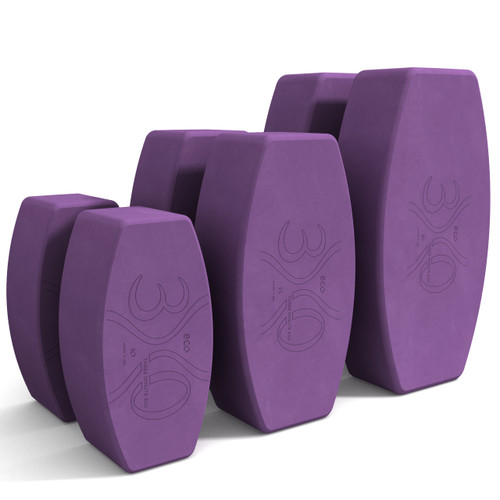 NYOB Sampler 6 Pack (2 of Each Size) - Purple