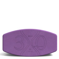 "N.Y.O.B. (Not. Your. Ordinary. Block!) by Three Minute Egg - 10"" Yoga Block - Purple"