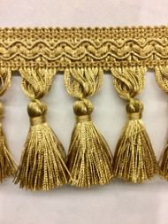 "3.5"" Tassel Fringe (Antique Gold) TF-5/12"
