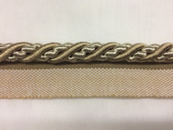 "3/8"" TWISTED CORD EDGE CE-3/3-2 (BEIGE)"