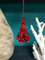 "4"" KEY TASSEL-11/30                     RED"