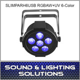 Chauvet DJ SlimPAR H6 USB Hex RGBAW+UV LED