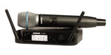 Shure GLXD24/BETA87A Handheld Wireless System