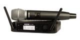 Shure GLXD24/SM86 Handheld Wireless System