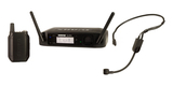 Shure GLXD14/PGA31 Headworn Wireless System