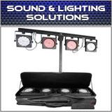 Chauvet DJ 4BAR USB Complete Wash Lighting Solution