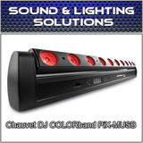 Chauvet DJ COLORband PiX-MUSB Moving LED RGB Strip Light Blinder/Wall Wash