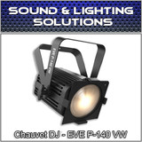 Chauvet DJ EVE P-140 VW D-Fi USB DMX Stage Light Wash Light Par Can