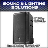 "EV Electro Voice ELX200-12P 12"" 2-Way 1200W Powered Speaker Monitor"