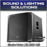 "Electro-Voice ELX200-12S Passive 12"" Subwoofer ELX200-12S"