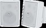 "Electro-Voice EVID-S4.2 - 4"" Cabinet 8Ω Pair (White)"