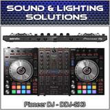 Pioneer DDJ-SX3 Professional DJ Controller for Serato DJ Pro