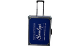 ChamSys Flight Case with Wheels for MagicQ MQ80 (Blue)