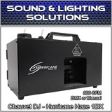 Chauvet DJ Hurricane Haze 1DX Haze Machine
