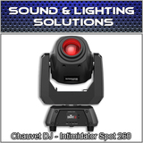 Chauvet DJ INTIMIDATOR SPOT 260 Moving Head Light DMX 75W LED
