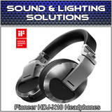 Pioneer HDJ-X10 Professional DJ Headphones w/ Detachable Cables (Silver)