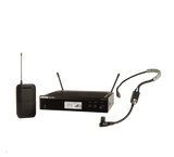 BLX14R/SM35 Wireless Rack-mount Headset System with SM35 Headset Microphone