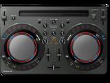 PIONEER DJ DDJ-WEGO4 Share Compact DJ software controller (black) (DDJ-WEGO4-K)