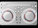 PIONEER DJ DDJ-WEGO4-W Share Compact DJ software controller (White)