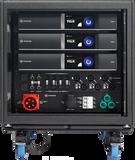 Dynacord SR20TGX-US (3) TGX20 DSP power amplifier 12 x 5000 Watts per Channel