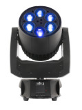 Chauvet DJ Intimidator Trio LED-powered moving head with beam, wash and effect features