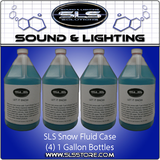 Sound & Lighting Solutions Snow Fluid Case (SJU)
