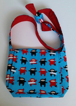 Geeky Mama Shoulder Bags with adjustable straps