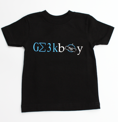 Geek Boy shirts