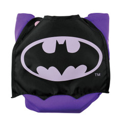 DC Comics Snap-In-One Cloth Diaper with Cape - batgirl