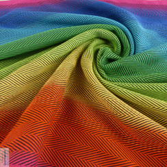 **on sale** Lisca Rainbow (org. Cotton) size 5