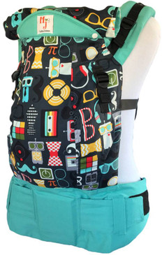 MJ Baby Carriers - Nerd - baby size