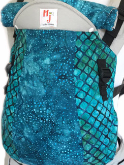 MJ Baby Carriers - mermaidy