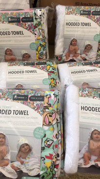 Hooded Towels - Unikiki 2.0