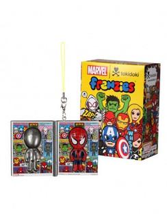 Tokidoki x Marvel blind box