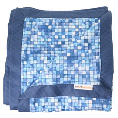 Smart Bottoms - snuggle blankets - Reflection