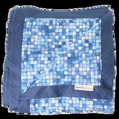 Smart Bottoms - snuggle blankets - Reflection