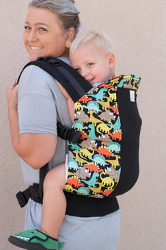 Dino-mite  Kinderpacks by Kindercarry - Infant/plus - seconds