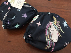 Unicorn OS pocket diapers