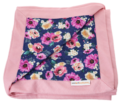 Smart Bottoms - snuggle blankets - Petit bouquet