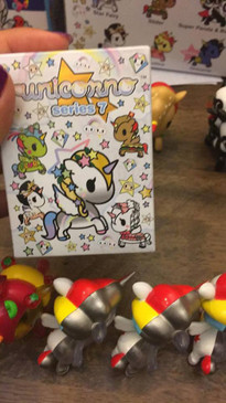 tokidoki unicorno series 7 blinds