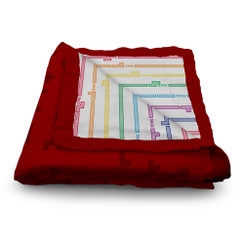 Kangacare Blanket - Tetris Block party : Tetrimno