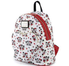 RESERVED FOR Hollie - Mickey and Minnie Mini backpack