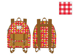 PREORDER for Feb -Pikachu Picnic Basket Mini backpack
