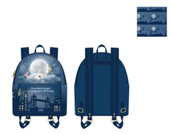 PREORDER for Feb - Peter Pan with glow in the dark stars Mini Backpack