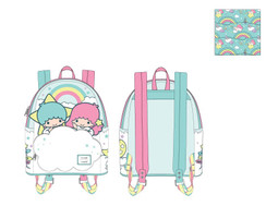 PREORDER for Feb - Twin stars Sanrio Mini Backpack