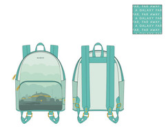 PREORDER for March -Star Wars Naboo full size backpack