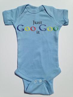 "Funny shirt ""Goo-goo it"""